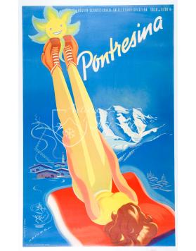 PONTRESINA (Print)