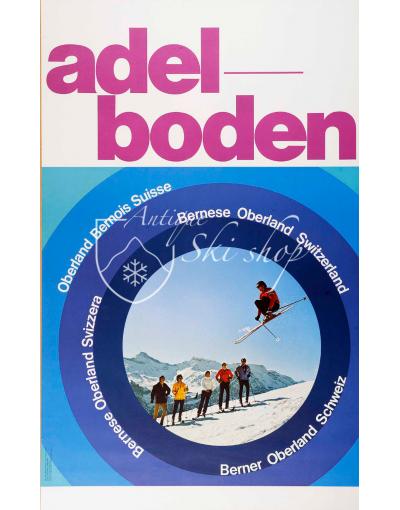 ADELBODEN  (Print)
