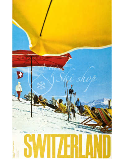 SWITZERLAND - VILLARS