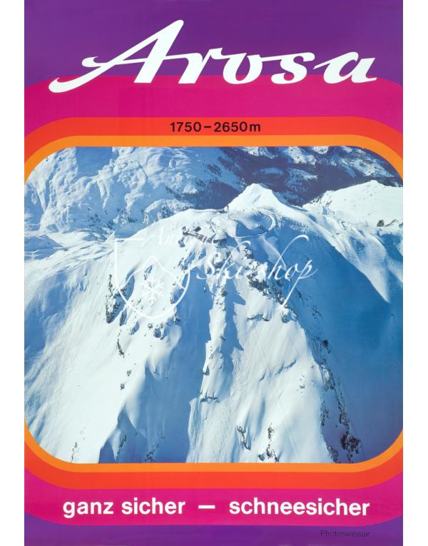 AROSA : SWISSAIR