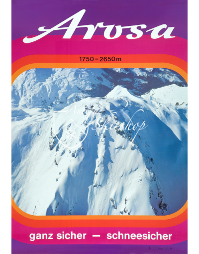 AROSA : SWISSAIR