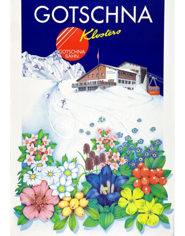 KLOSTERS : GOTSCHNA