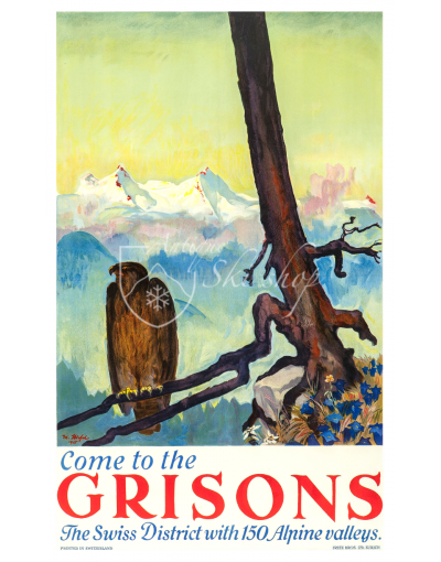 COME TO THE GRISONS