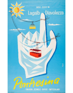 PONTRESINA : LAGALB DIAVOLEZZA