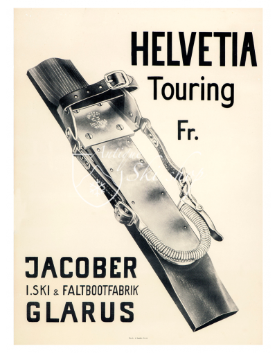 HELVETIA TOURING BINDINGS