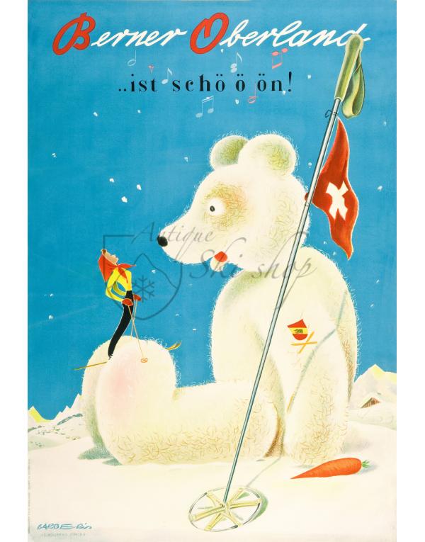 BERNER OBERLAND (Print)
