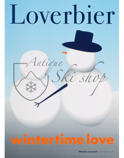 "LOVERBIER ""WINTERTIME LOVE"""
