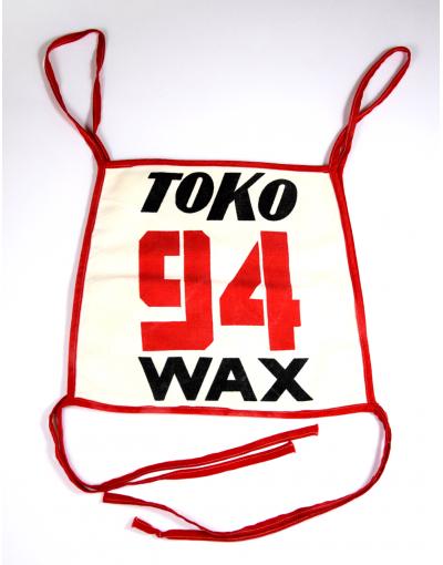 Vintage Toko Ski Race Bib Nr. 94
