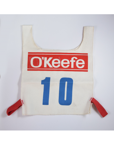 O'Keefe Race Bib Nr. 10