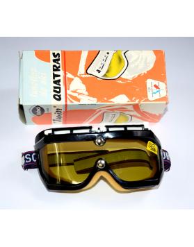 """Vintage """"LOUBSOL QUATRAS"""" (Junior) Ski Goggles"""