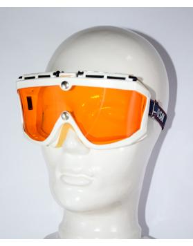 "NOS - Vintage ""LOUBSOL QUATRAS"" Ski Goggles"