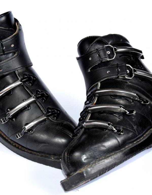 "Antique ""RAICHLE"" Ski Boots"