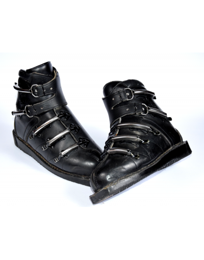 "Antique ""RAICHLE"" Ski Boots"