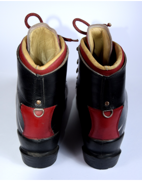 "Antique ""MONTAN"" Ski Boots"