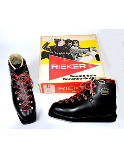 "Vintage ""RIEKER"" Boots in Original Box"
