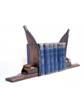 Ski Book Ends / Ski Buchstützen  / Serre-livres Ski