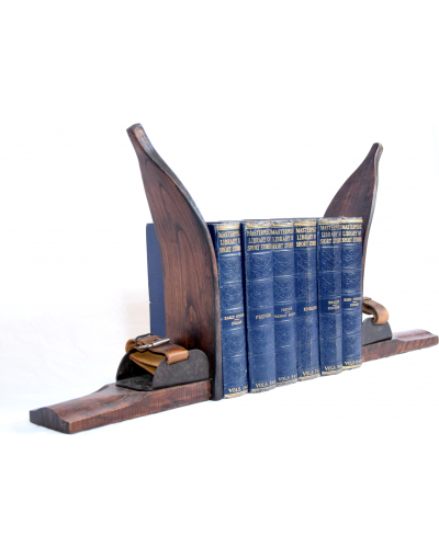 Ski Bookends (Pair)