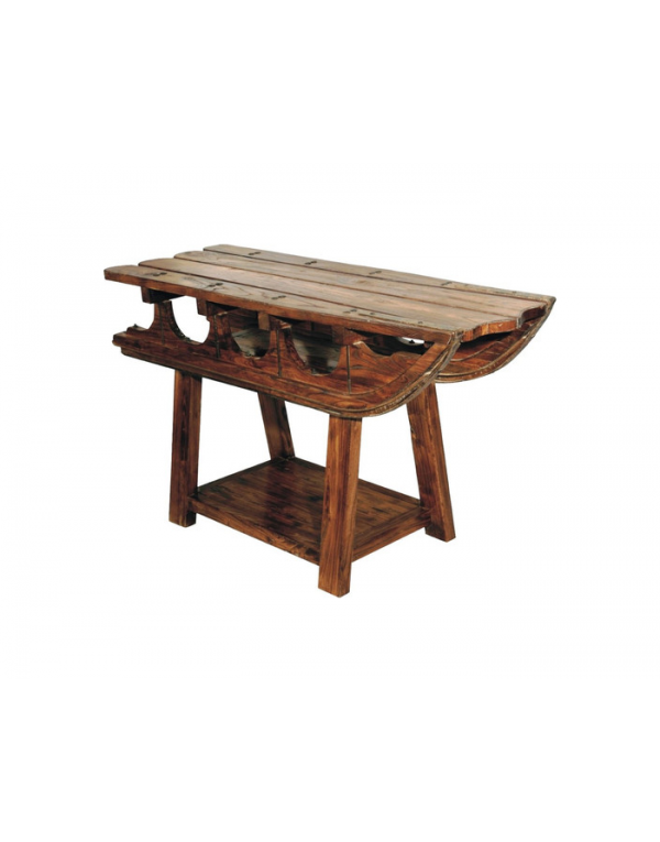 Logging Sled Table