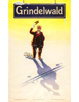 GRINDELWALD (Station Master)