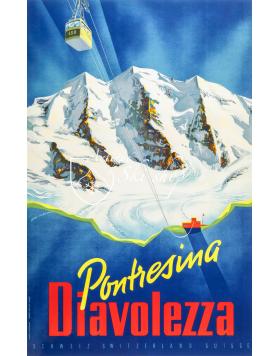 PONTRESINA - DIAVOLEZZA