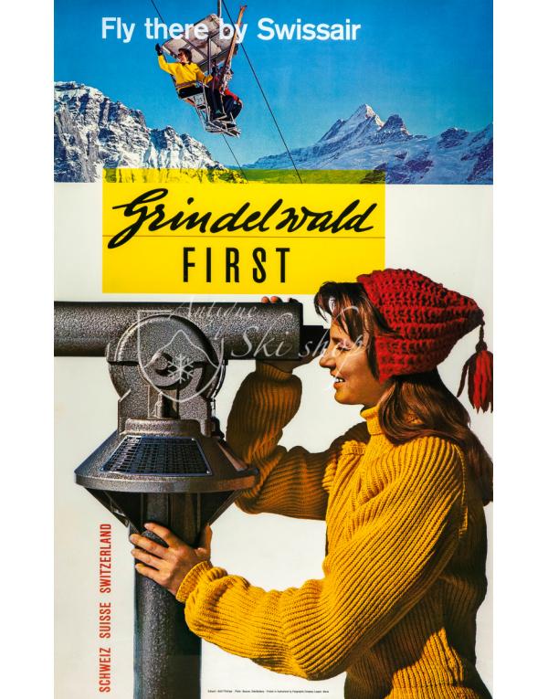 GRINDELWALD FIRST