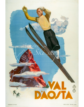 VAL D'AOSTA (Print)