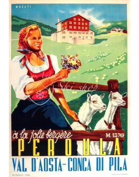 PERONIA - VAL D'AOSTA (Print)