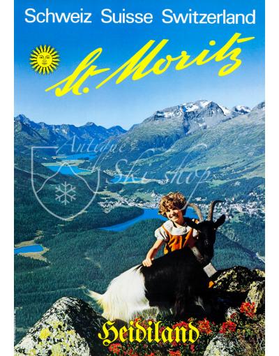 ST. MORITZ - HEIDILAND