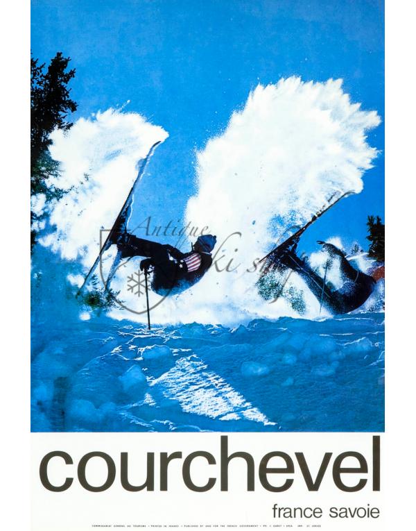 COURCHEVEL -POWDER SPRAY