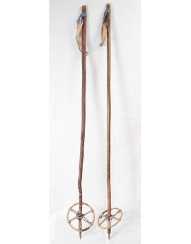 1920's Vintage Ski Poles