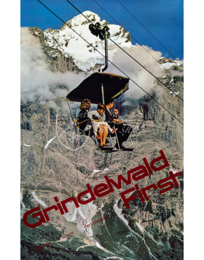 GRINDELWALD (Chairlift)