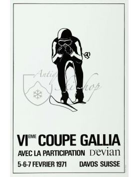 DAVOS -VI COUPE GALLIA 1971
