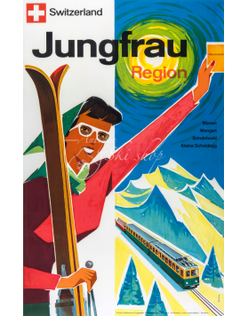 JUNGFRAU: REGION