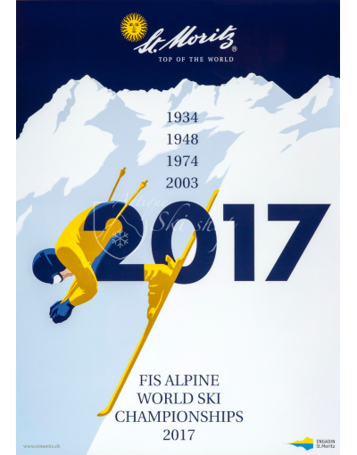 ST. MORITZ 2017 FIS WORLD CHAMPIONSHIPS