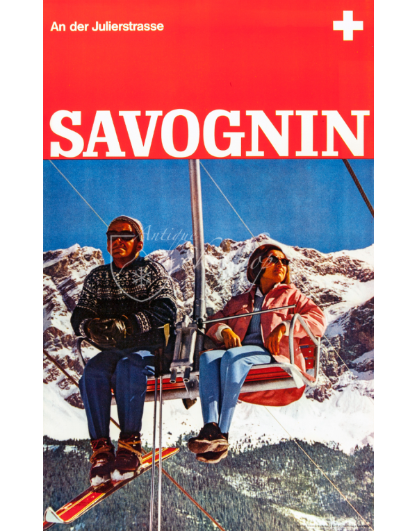 SAVOGNIN (Chairlift)