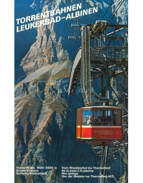 TORRENTBAHNEN: LEUKERBAD-ALBINEN