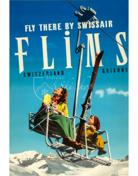 FLIMS: FLY THERE BY SWISSAIR