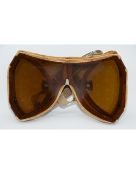 "SOLD Antique Swiss ""MEISS"" Ski Goggles"