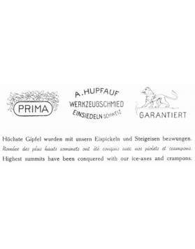 "Vintage ""A. HUPFAUF""  Climbing Crampons"