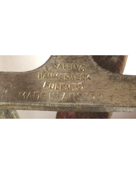 "Vintage ""F. Ralling Climbing Crampons"