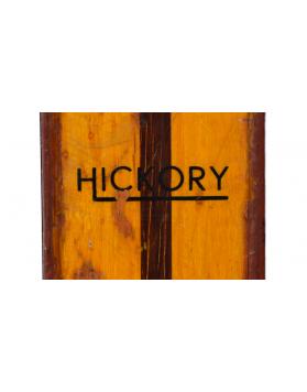 Vintage Rossignol Hickory Skis (Unrestored)