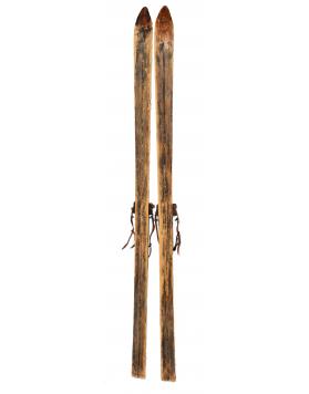 Vintage Skis (Unrestored)