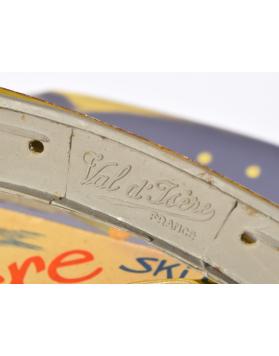 "Vintage ""Val D'Isère"" Ski Goggles"