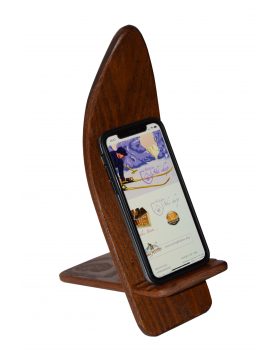 Ski Phone/Tablet Stand / Support de téléphone Portable - tablette ski / Handy - Tablet-Ständer Ski