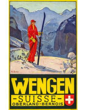 Wengen Suisse