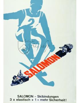 Salomon : Bindings