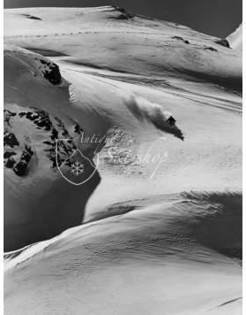 Vintage Ski Photo - Toni Sailor Powder 3
