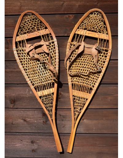 Vintage Snowshoes / Raquettes a neige Vintage / Vintage Schneeschuhe