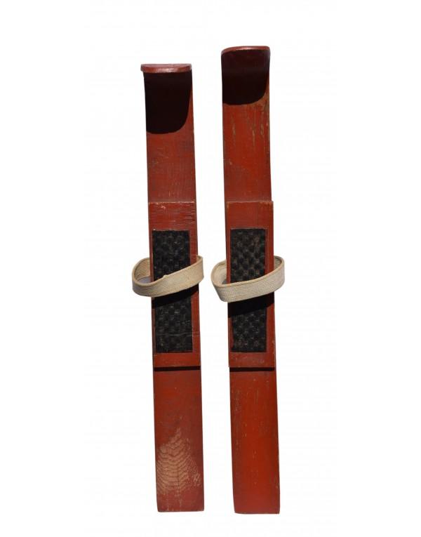 Vintage Children's Skis