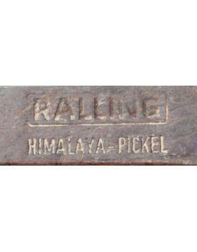 """Vintage Ralling - """"Himalaya Pickel"""" Ice Axe"""